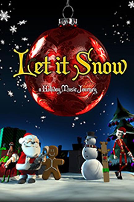 Reuben H. Fleet Science Center's Let it Snow Photos + Posters