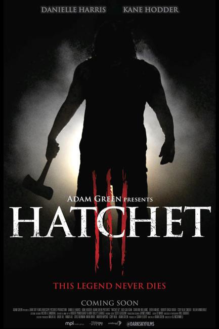 Hatchet III Photos + Posters