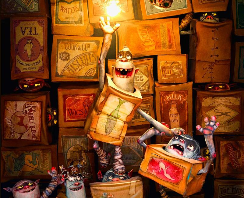 The Boxtrolls Photos + Posters