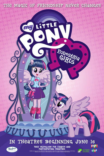 My Little Pony: Equestria Girls Photos + Posters
