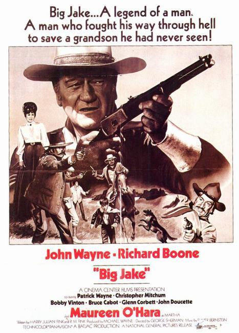 Big Jake / Rio Grande Photos + Posters
