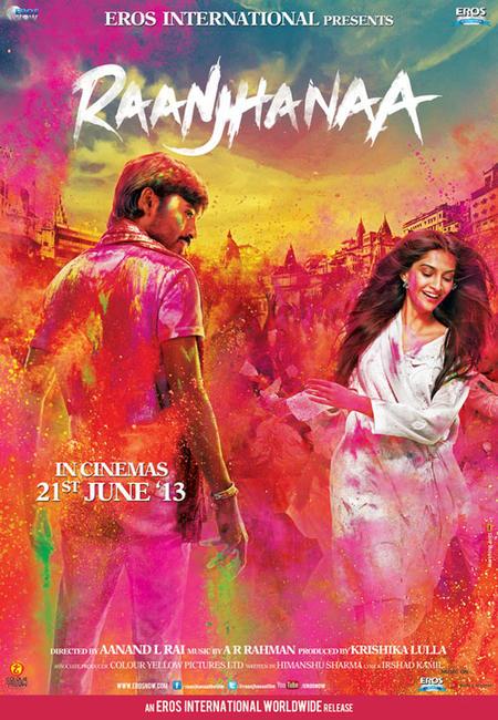 Raanjhanaa Photos + Posters