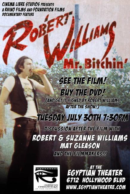 Robert Williams Mr. Bitchin' Photos + Posters
