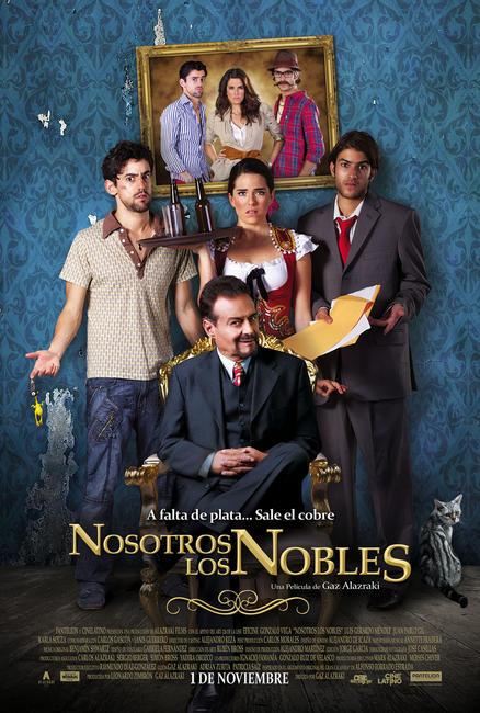 Nosotros los Nobles Photos + Posters