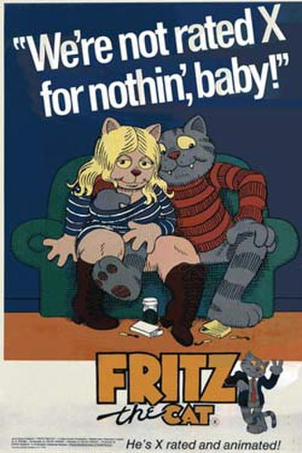 Fritz The Cat / Heavy Traffic Photos + Posters