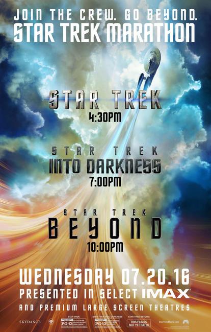 Star Trek Marathon Photos + Posters