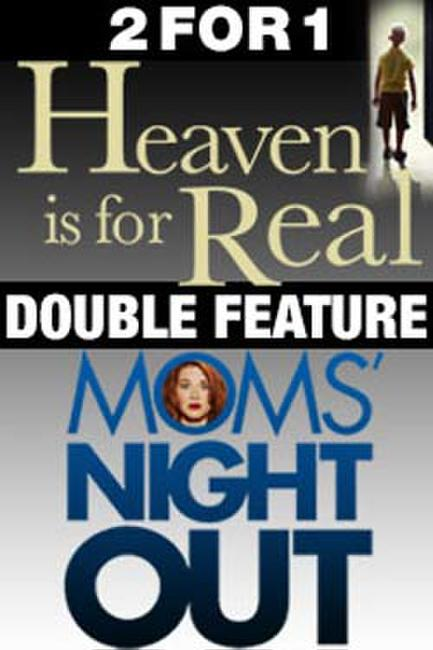 Heaven Is For Real / Moms' Night Out  Photos + Posters
