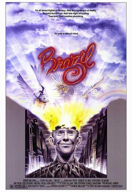 BRAZIL/THE ADVENTURES OF BARON MUNCHAUSEN Photos + Posters