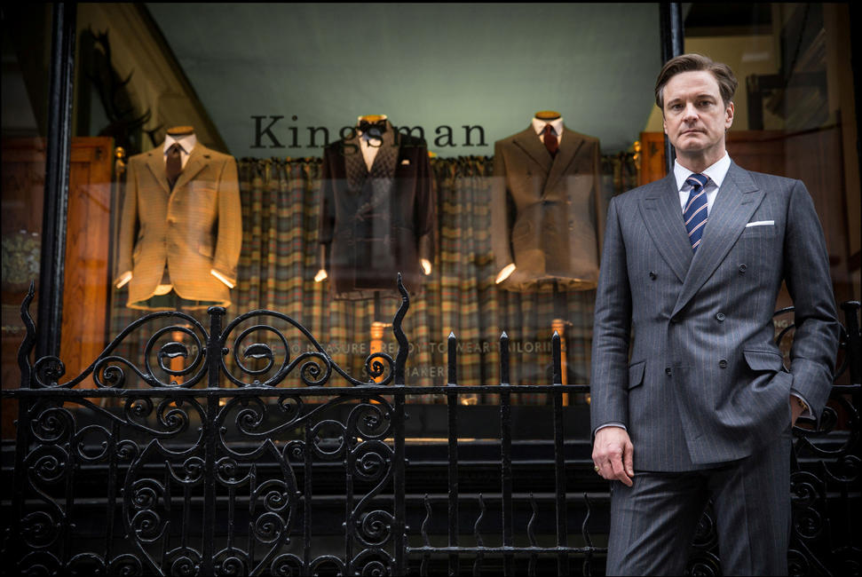 Kingsman: The Secret Service Photos + Posters