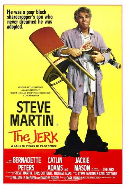 THE JERK/THE MAN WITH TWO BRAINS Photos + Posters