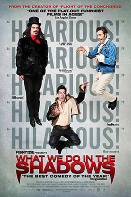 What We Do in the Shadows Photos + Posters