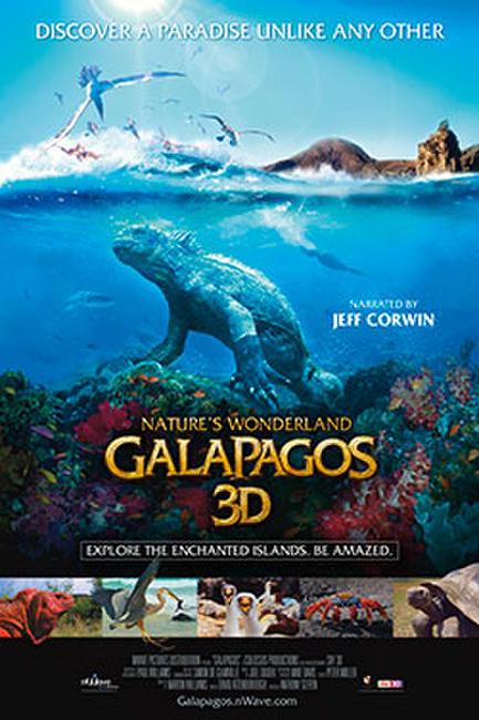 Galapagos 3D: Nature's Wonderland Photos + Posters