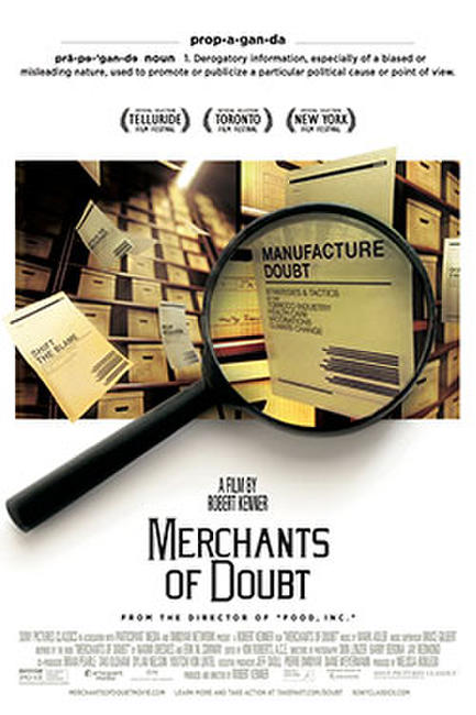 Merchants of Doubt Photos + Posters