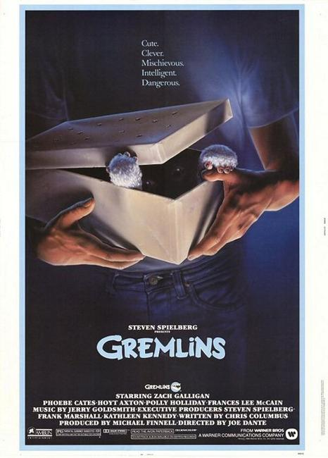 GREMLINS/GREMLINS 2: THE NEW BATCH/DEMON KNIGHT Photos + Posters