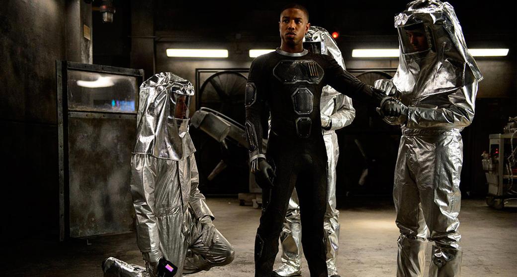 Fantastic Four (2015) Photos + Posters