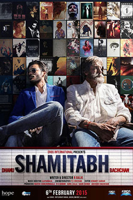Shamitabh Photos + Posters