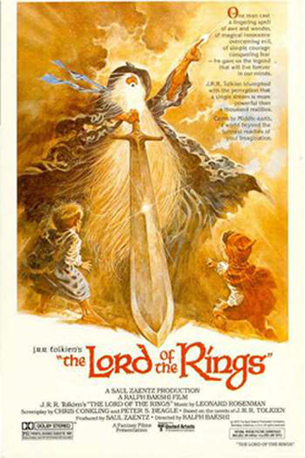 The Lord of the Rings (1978) / Wizards Photos + Posters
