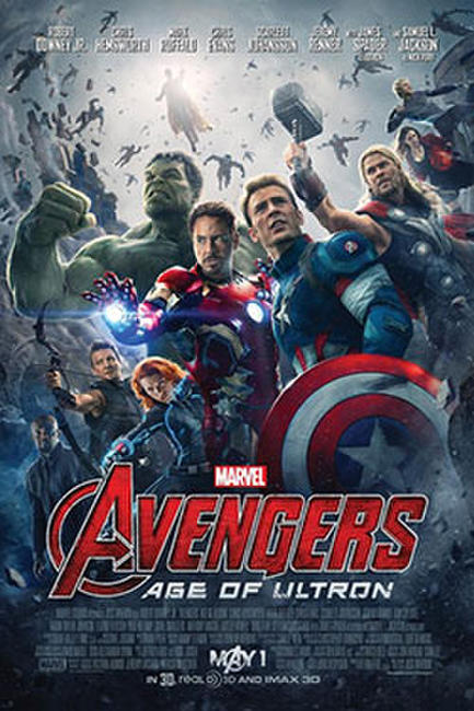 Avengers Double Feature (2015) Photos + Posters