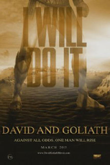 David and Goliath  Photos + Posters