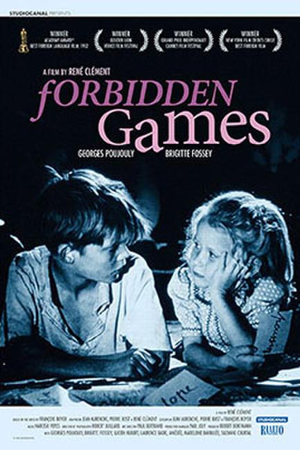 Forbidden Games (2015 Reissue) Photos + Posters