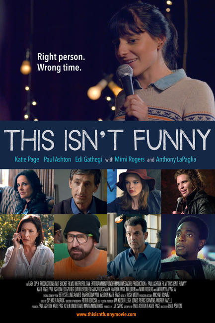 This Isn't Funny Photos + Posters