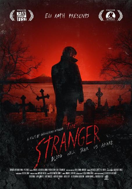 The Stranger (2015) Photos + Posters