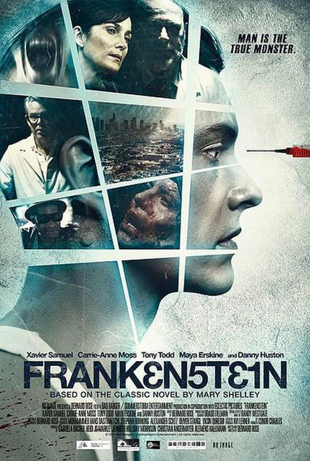 Frankenstein / Candyman / Paperhouse Photos + Posters