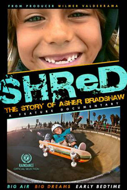 SHReD: The Story of Asher Bradshaw Photos + Posters