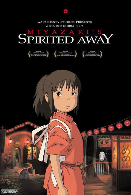 Spirited Away / Ponyo Photos + Posters