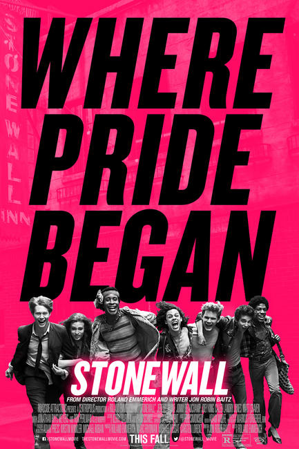 Stonewall (2015) Photos + Posters