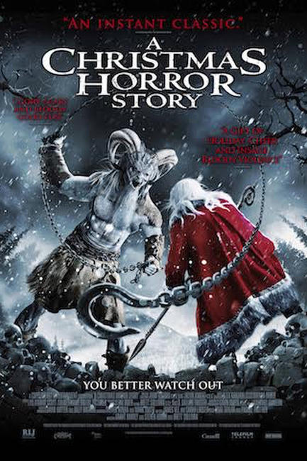 A Christmas Horror Story Photos + Posters