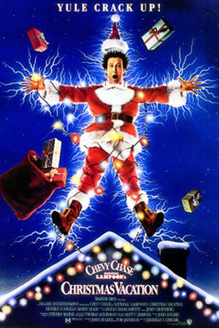 NATIONAL LAMPOON'S CHRISTMAS VACATION / SCROOGED Photos + Posters