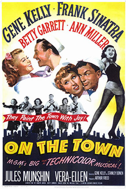 The House I Live In / ON THE TOWN Photos + Posters
