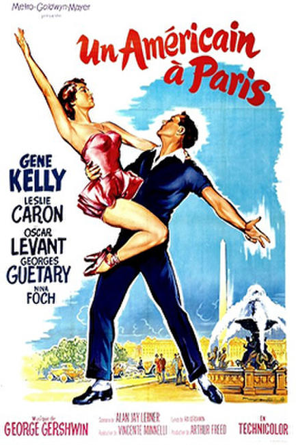 AN AMERICAN IN PARIS/THE BAND WAGON Photos + Posters