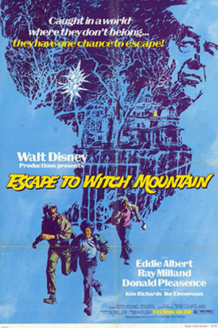 ESCAPE TO WITCH MOUNTAIN / RETURN FROM WITCH MOUNTAIN Photos + Posters