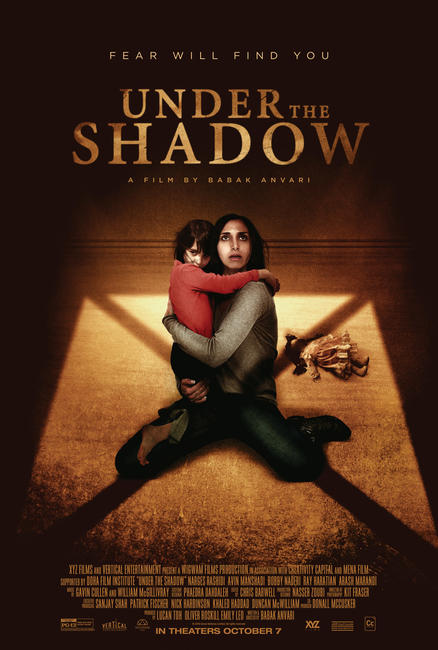 Under the Shadow Photos + Posters