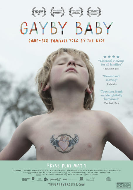 Gayby Baby Photos + Posters