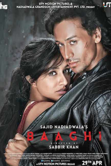 Baaghi Photos + Posters