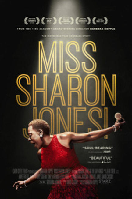 Miss Sharon Jones! Photos + Posters