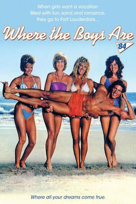 Where The Boys Are '84/The Beach Girls Photos + Posters