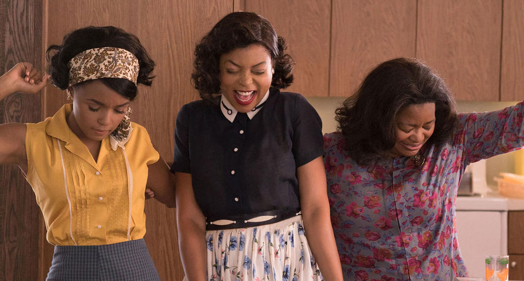 Hidden Figures Photos + Posters