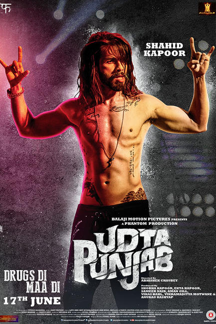 Udta Punjab Photos + Posters