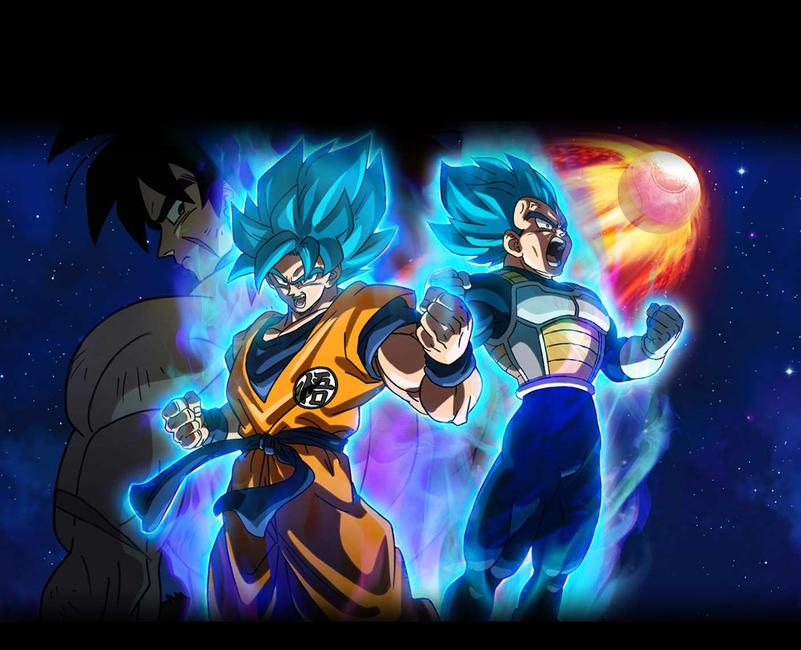 Dragon Ball Super Broly 2019 Movie Photos And Stills Fandango