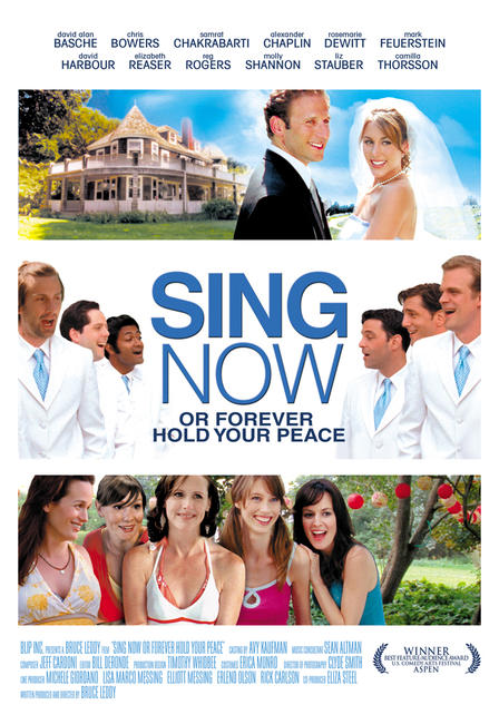 Sing Now or Forever Hold Your Peace Photos + Posters