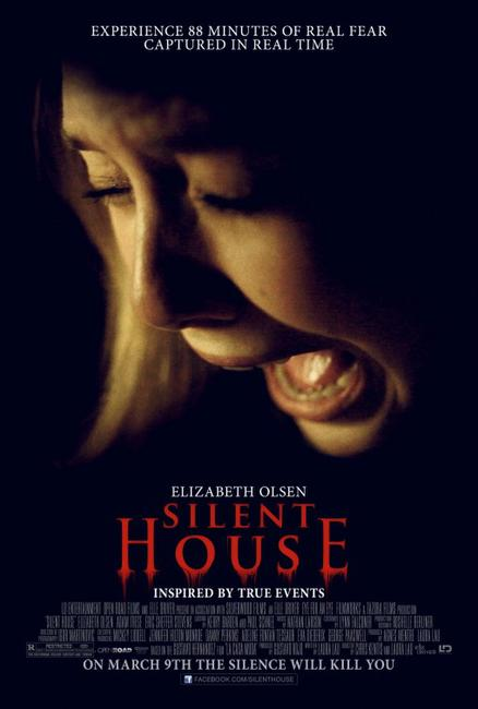 Silent House/Open Water Photos + Posters