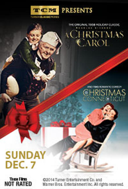 TCM Presents: A Christmas Carol / Christmas in Connecticut Photos + Posters