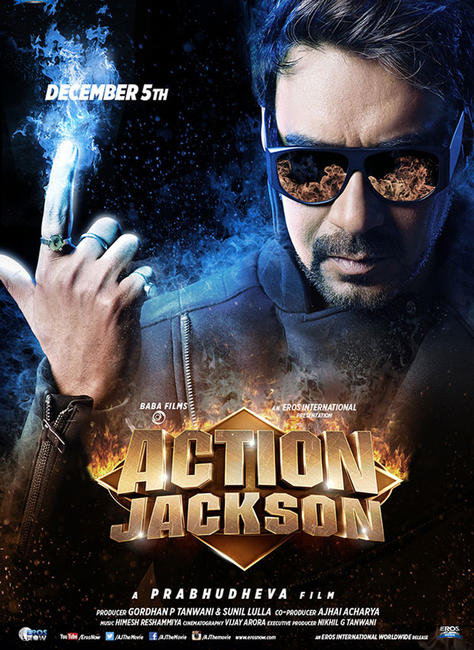 Action Jackson Photos + Posters