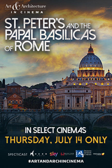 AAIC: Papal Basilicas of Rome Photos + Posters