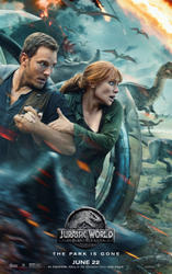 Jurassic World: Fallen Kingdom showtimes and tickets