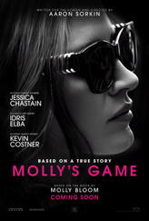 Molly's Game showtimes and tickets